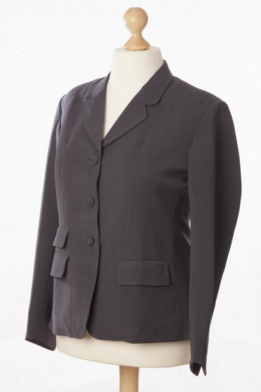 Ladies blue 1940s suit