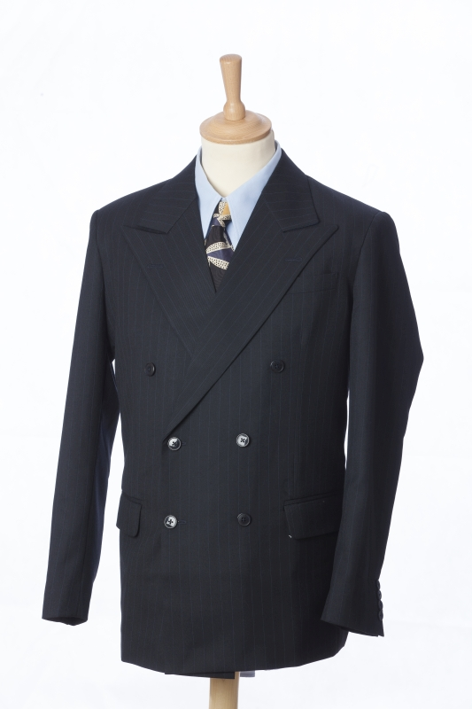 1940s Mens Suits | Gangster, Mobster, Zoot Suits 1941 CC41 suit €180.00 AT vintagedancer.com