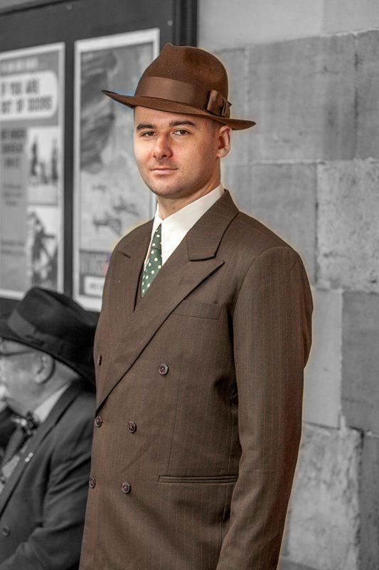 1940s Gents